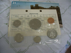 Click now to see the BUY IT NOW Price! 1978  CANADA   PROOF  LIKE SET  COINS  DOLLAR  HALF DOLLAR QUARTER  DIME NICKEL