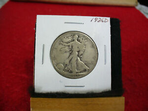 Click now to see the BUY IT NOW Price! 1936 D  WALKER  LIBERTY WALKING  HALF  DOLLAR      50 CENT PIECE   COIN  36D