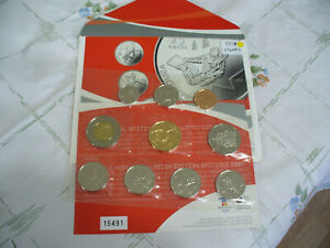 Click now to see the BUY IT NOW Price! 2008  CANADA   PROOF  LIKE SET  COINS  DOLLAR  HALF DOLLAR  OLYMPIC WINTER GAMES