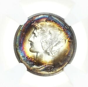 Click now to see the BUY IT NOW Price! 1942 D MERCURY DIME NGC MS67  STAR FB FULL BANDS COIN RAINBOW TONED BEAUTIFUL