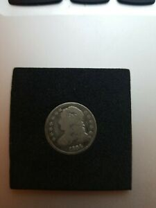ESTATE FIND 1834  CAPPED BUST  DIME