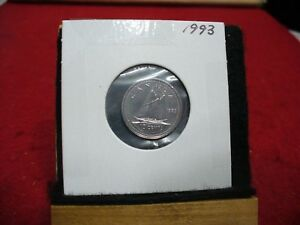 1993 CANADA  DIME  10 CENTS    TOP GRADE  93  PROOF LIKE  SEALED  SEE PHOTOS