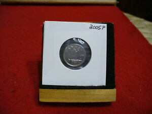 2005P  CANADA 10 CENT COIN  DIME  PROOF LIKE  HIGH  GRADE  SEALED  SEE PHOTOS