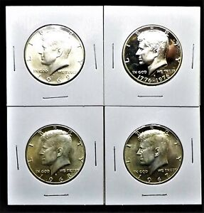 JFK LOT / 40  SILVER   4 LOT / FROM PRIVATE HOLDINGS / HANDPICKED QUALITY