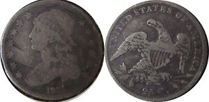 1831 BUST QUARTER VG PRICED TO SELL  AFE.UI