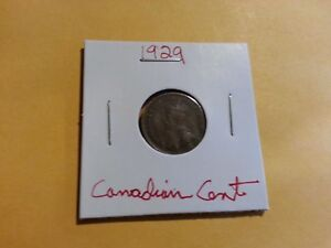1929 CANADIAN CENT.