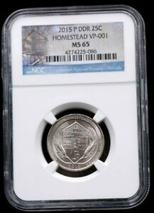 Click now to see the BUY IT NOW Price! 2015 DDR 004 ERROR HOMESTEAD VP 001 NGC MS 65 NEBRASKA 086