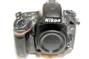 NIKON D610 DSLR BODY ONLY