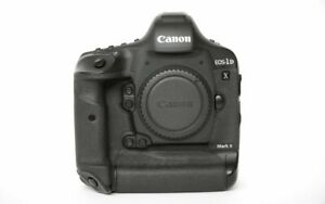 CANON EOS 1D X MARK II 20.2MP DIGITAL SLR CAMERA   BLACK  BODY ONLY