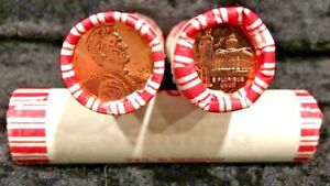 2009 D PROFESSIONAL LIFE LINCOLN CENT ROLLS