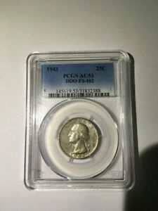 Click now to see the BUY IT NOW Price! 1943 DDO FS 102 AU53 QUARTER