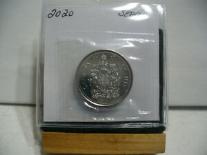 Click now to see the BUY IT NOW Price! 2020 CANADA  HALF  DOLLAR TOP GRADE  50 CENT PIECE  20  PROOF LIKE  SEALED