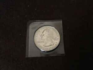 2009 D UNCIRCULATED PURRTO RICO US TERRITORIES QUARTER   FROM US MINT SET