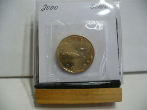 Click now to see the BUY IT NOW Price! 2000  CANADA  DOLLAR  COIN  LOONIE TOP GRADE  SEE PHOTOS    PROOF LIKE  SEALED