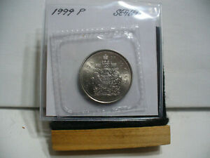 Click now to see the BUY IT NOW Price! 1999 P CANADA  HALF DOLLAR 50 CENT  COIN    TOP GRADE  99P  PROOF LIKE  SEALED