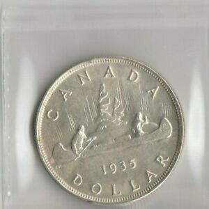 CANADIAN 1935 $1