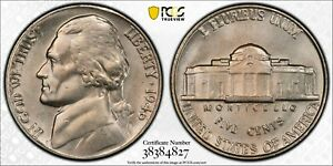 Click now to see the BUY IT NOW Price! TOP POP  1946 PCGS MS64FS  DDR 003  FS 801   SUPER TOUGH JEFFERSON VARIETY