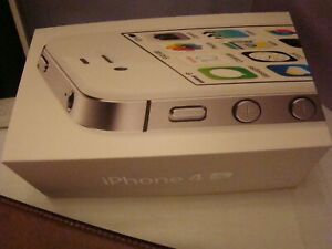 APPLE IPHONE 4S   8GB   WHITE  AT&T  A1387  CDMA   GSM