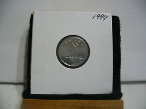 1994  CANADA  DIME  10 CENTS    TOP GRADE  94  PROOF LIKE  SEALED  SEE PHOTOS