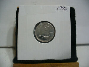 1996 CANADA  DIME  10 CENTS    TOP GRADE  96  PROOF LIKE  SEALED  SEE PHOTOS