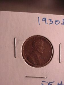 1930 D LINCOLN WHEAT PENNY LY FINE