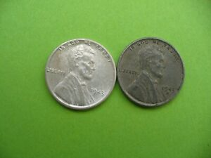 USA  SMALL CENTS 1943 1943 D