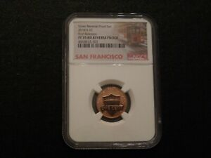 2018 S LINCOLN PENNY 1C   NGC PF 70 RD REVERSE PROOF   FIRST RELEASES