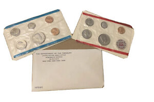 1972 UNCIRCULATED GENUINE U.S. MINT SET