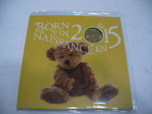 Click now to see the BUY IT NOW Price! 2015  CANADA  BORN  IN COIN  SET   WITH   LIMITED   EDITION  LOONIE