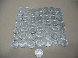 Click now to see the BUY IT NOW Price! LOT OF 50  PRE 1967  CANADA SILVER COINS  DIMES  ROLL 10 CENTS   NOT JUNK  LOT B