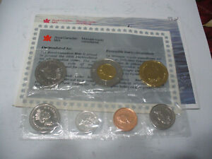 Click now to see the BUY IT NOW Price! 1998 W  CANADA  PROOF  LIKE SET  COINS  LOONIE  HALF DOLLAR QUARTER  DIME NICKEL