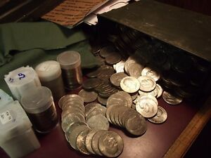LOT OF 252 EISENHOWER DOLLARS CIRCULATED PLEASE READ ITEM DESCRIPTION