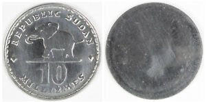 Click now to see the BUY IT NOW Price! SOUTH SUDAN  PATTERN 10 MILLIEMES OBVERSE UNIFACE UNLISTED   M5 2   ESSAI