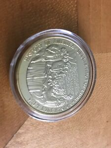 THE BIRTH OF OUR NATION COIN 24K GOLD LAYERED DECLARATION OF INDEPENDENCE 02885