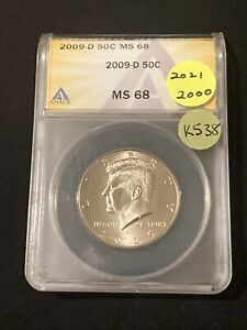 Click now to see the BUY IT NOW Price! 2009 D KENNEDY HALF DOLLAR K538