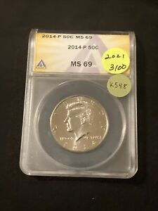 Click now to see the BUY IT NOW Price! 2014 P KENNEDY HALF DOLLAR K548