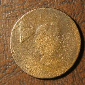 1794 CAPPED LIBERTY LARGE CENT HEAD OF 1793 S 18B R 4