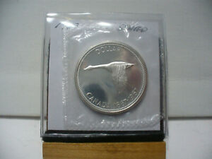 Click now to see the BUY IT NOW Price! 1967  CANADA  SILVER  1$  ONE  DOLLAR   HIGH   GRADE  67   PROOF  LIKE  SEALED