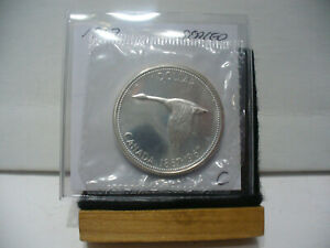 Click now to see the BUY IT NOW Price! 1967  CANADA  SILVER  1$  ONE  DOLLAR   HIGH   GRADE  67C   PROOF  LIKE  SEALED