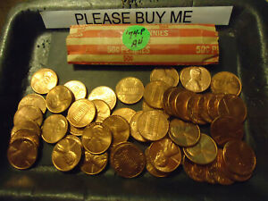 1974 P AU ROLL OF CENTS            >> C/S & H AVAILABLE <<