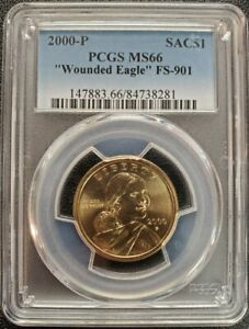 Click now to see the BUY IT NOW Price! 2000 P SACAGAWEA DOLLAR