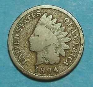 1894   INDIAN HEAD CENT                                         90804208