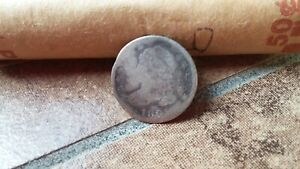 1821 DIME IN FIR TO ALMOST GOOD CONDITION  A DISTANT RELIC OF THE USA'S PAST