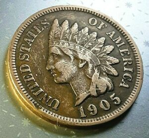 1905  INDIAN HEAD CENT     HOME OF THE $5 DEAL