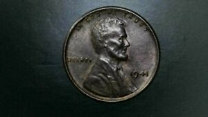 1941 WHEAT PENNY LINCOLN CENT LOT 2H