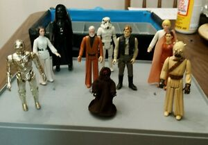 set star wars characters case