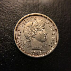Click now to see the BUY IT NOW Price! 1902 O BARBER DIME UNC UNCIRCULATED NEW ORLEANS KEY DATE