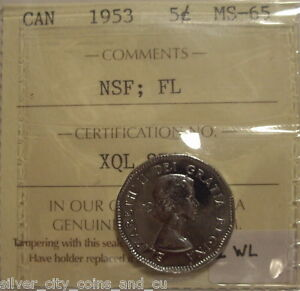 Click now to see the BUY IT NOW Price! CANADA ELIZABETH II 1953 NSF;FL