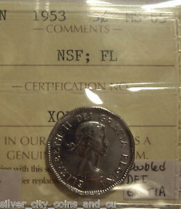 Click now to see the BUY IT NOW Price! ELIZABETH II 1953 NSF;FL DOUBLED