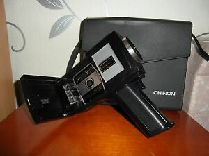 chinon super 8 model 720 automatic cine